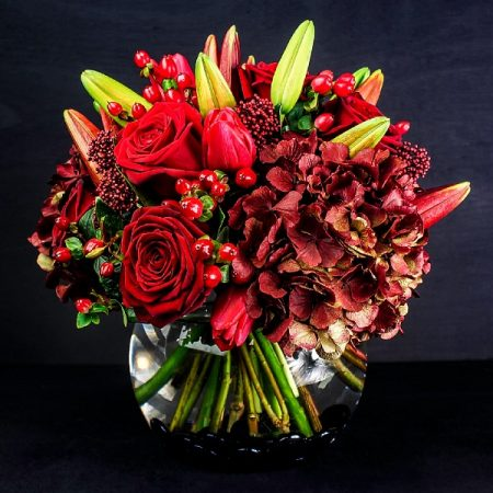 Red Desire Bouquet