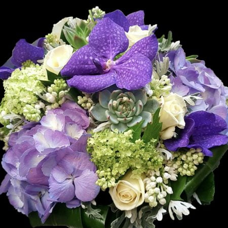Purple Haze Bouquet